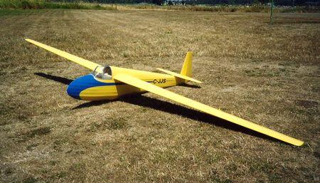 Cherokee II on ground