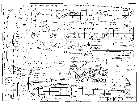 The Aerosente Glider Workshop: A070 - Thermic