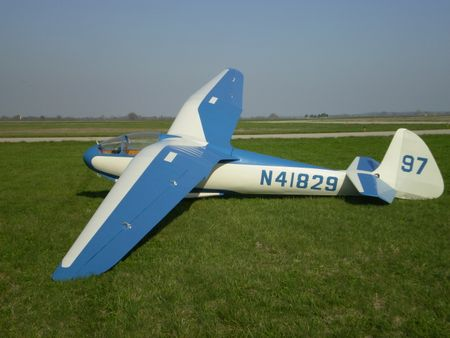 Kirby Gull N41829