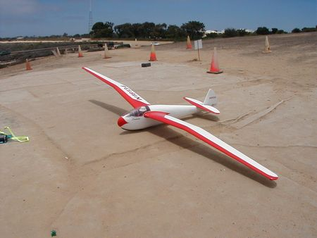 RS-1 on sand at Torrey
