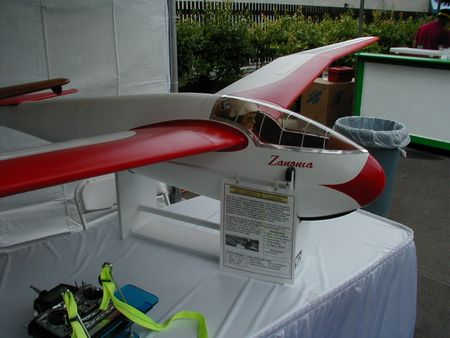 RS-1 Zanonia on Display