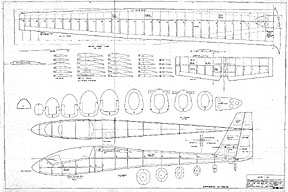 The Aerosente Glider Workshop: The Plans Page