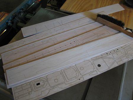 PA36-300 1m Laser Parts